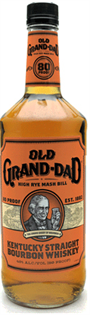 Old Grand-Dad Bourbon 80 Proof 1.00l